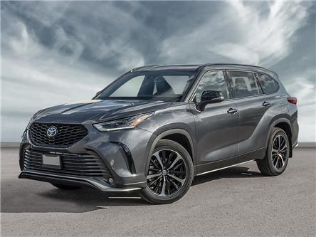 2021 Toyota Highlander XSE (Stk: 21HG125) in Georgetown - Image 1 of 21