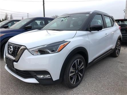 2020 Nissan Kicks SR (Stk: W0463) in Cambridge - Image 1 of 6