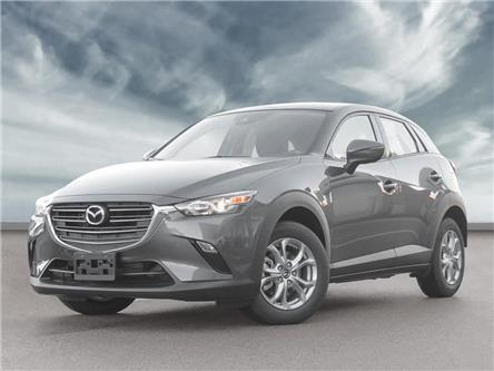 2021 Mazda CX-3 GS (Stk: H210099) in Markham - Image 1 of 23