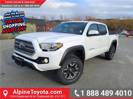 2017 Toyota Tacoma TRD Off Road (Stk: X120358M) in Cranbrook - Image 1 of 24