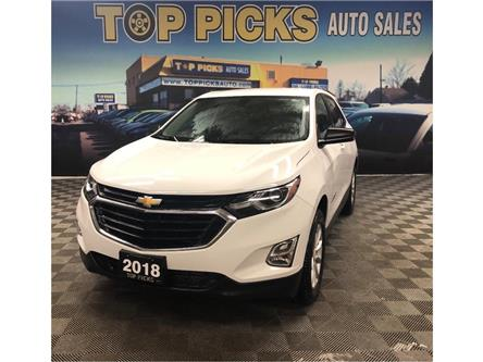 2018 Chevrolet Equinox LS (Stk: 257705) in NORTH BAY - Image 1 of 28