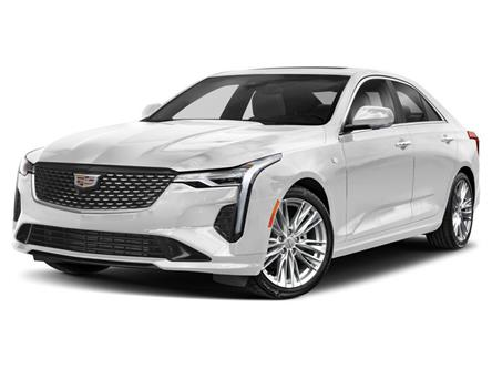 2021 Cadillac CT4 V-Series (Stk: 1201330) in Langley City - Image 1 of 9