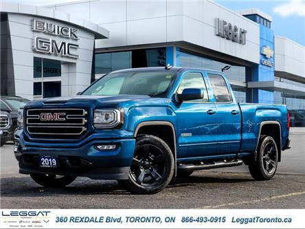 2019 GMC Sierra 1500 Limited Base (Stk: T11764) in Etobicoke - Image 1 of 25