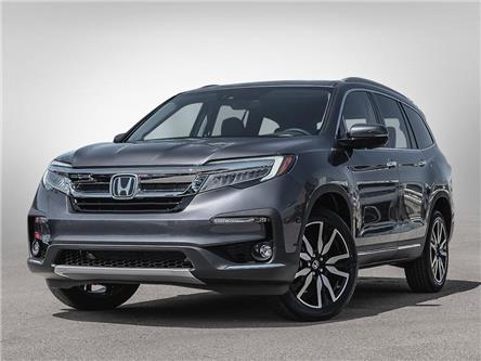 2021 Honda Pilot Touring 7P (Stk: N21022) in Welland - Image 1 of 21