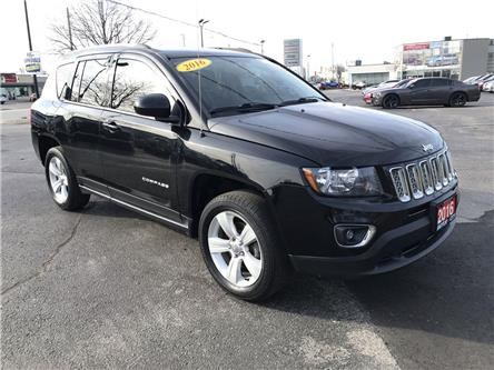2016 Jeep Compass Sport/North (Stk: 21050A) in Windsor - Image 1 of 13