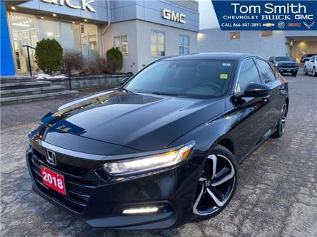 2018 Honda Accord Sport (Stk: 200572A) in Midland - Image 1 of 21