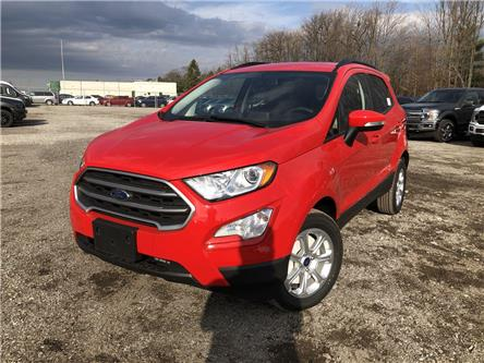 2020 Ford EcoSport SE (Stk: ET201130) in Barrie - Image 1 of 17