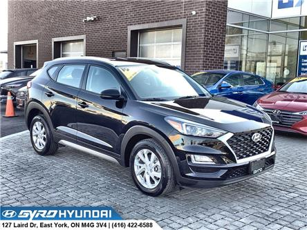 2019 Hyundai Tucson Preferred (Stk: H6158A) in Toronto - Image 1 of 28