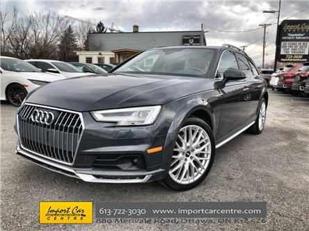 2017 Audi A4 allroad 2.0T Technik (Stk: 074128) in Ottawa - Image 1 of 26