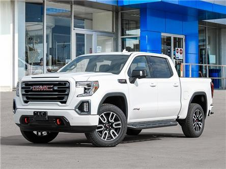 2021 GMC Sierra 1500 AT4 (Stk: M129) in Chatham - Image 1 of 23