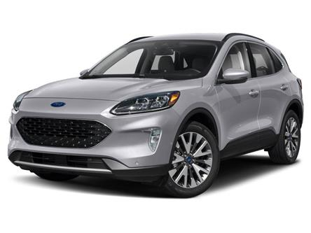 2021 Ford Escape Titanium (Stk: M-530) in Calgary - Image 1 of 9