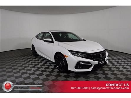 2020 Honda Civic Sport Touring (Stk: 220214) in Huntsville - Image 1 of 30