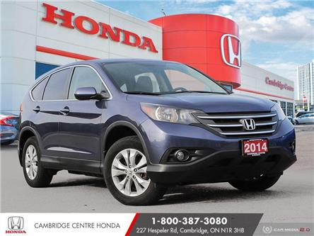 2014 Honda CR-V EX-L (Stk: 21313A) in Cambridge - Image 1 of 27