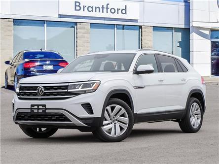 2020 Volkswagen Atlas Cross Sport 3.6 FSI Execline (Stk: AS20842) in Brantford - Image 1 of 19