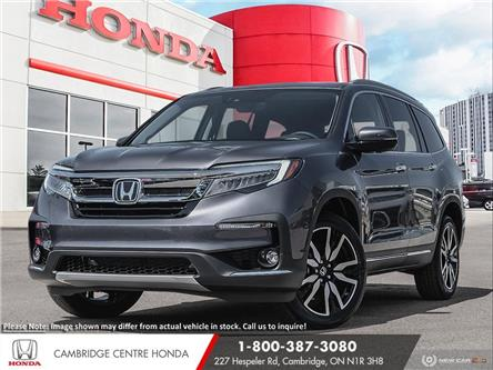 2021 Honda Pilot Touring 7P (Stk: 21410) in Cambridge - Image 1 of 22