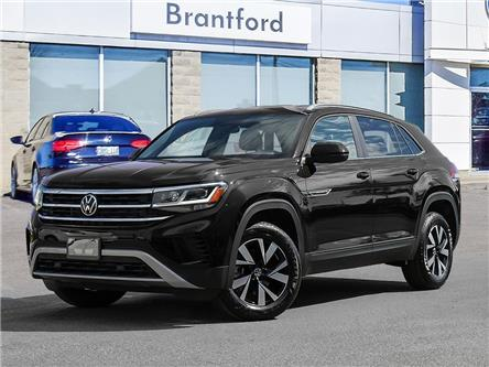 2020 Volkswagen Atlas Cross Sport 2.0 TSI Trendline (Stk: AS20629) in Brantford - Image 1 of 23