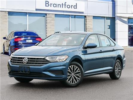 2020 Volkswagen Jetta Highline (Stk: JE20753) in Brantford - Image 1 of 11