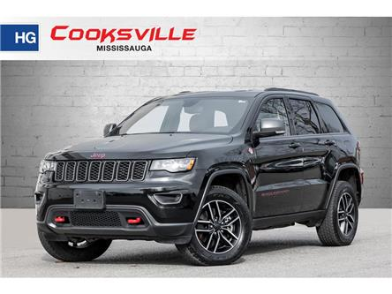 2020 Jeep Grand Cherokee Trailhawk (Stk: 8335PR) in Mississauga - Image 1 of 21
