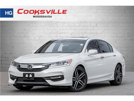 2017 Honda Accord Sport (Stk: 8321P) in Mississauga - Image 1 of 20