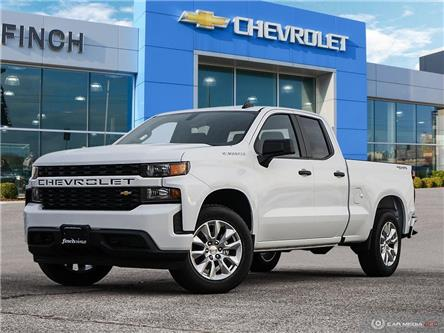 2021 Chevrolet Silverado 1500 Silverado Custom (Stk: 152361) in London - Image 1 of 28