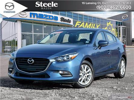 2017 Mazda Mazda3 GS (Stk: M3073) in Dartmouth - Image 1 of 27