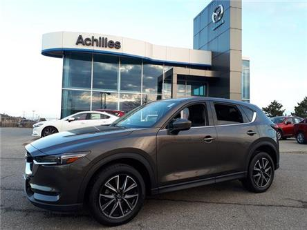 2017 Mazda CX-5 GT (Stk: P6000) in Milton - Image 1 of 17