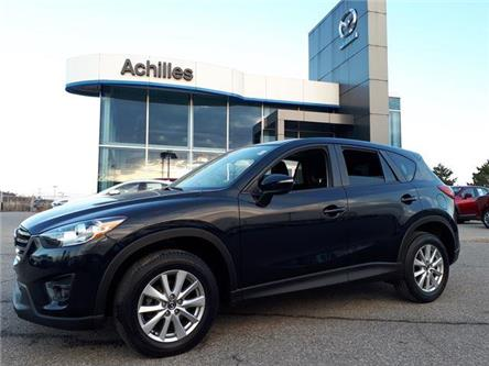 2016 Mazda CX-5 GS (Stk: H1986A) in Milton - Image 1 of 16