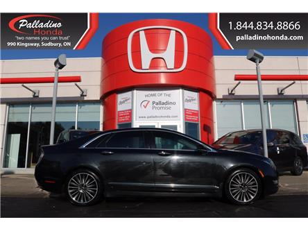 2013 Lincoln MKZ Base (Stk: 22254A) in Sudbury - Image 1 of 28