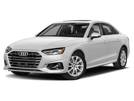2020 Audi A4 2.0T Komfort (Stk: T19003) in Vaughan - Image 1 of 9