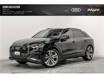 2021 Audi Q8 55 Technik (Stk: T18989) in Vaughan - Image 1 of 21