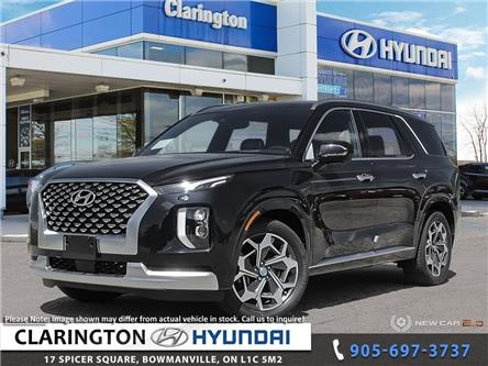 2021 Hyundai Palisade Ultimate Calligraphy (Stk: 20786) in Clarington - Image 1 of 24
