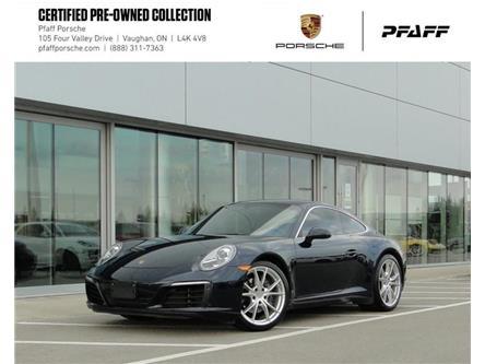 2018 Porsche 911 Carrera Coupe (991) (Stk: U9216) in Vaughan - Image 1 of 18
