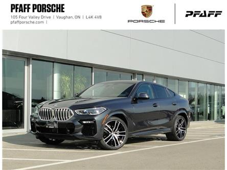 2020 BMW X6 xDrive40i (Stk: U9217) in Vaughan - Image 1 of 22