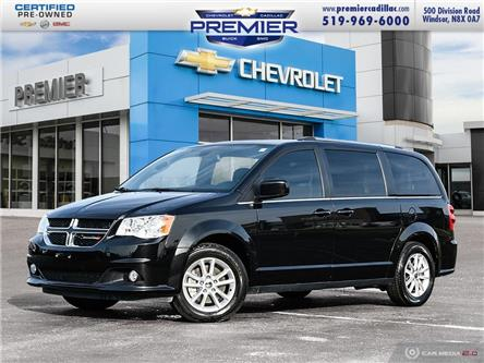 2020 Dodge Grand Caravan Premium Plus (Stk: 200208A) in Windsor - Image 1 of 27