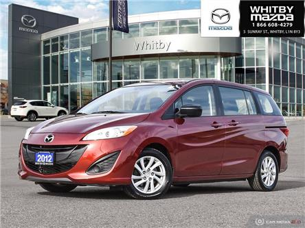 2012 Mazda Mazda5 GS (Stk: P17685) in Whitby - Image 1 of 27
