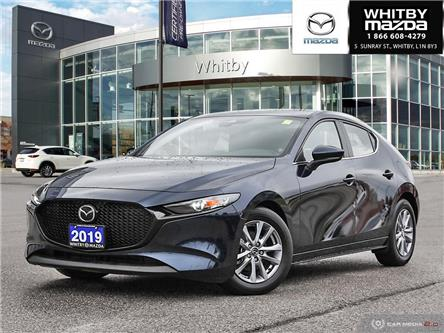 2019 Mazda Mazda3 Sport GS (Stk: P17669) in Whitby - Image 1 of 27