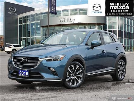 2019 Mazda CX-3 GT (Stk: P17559) in Whitby - Image 1 of 27