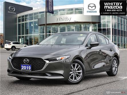 2019 Mazda Mazda3 GS (Stk: P17619A) in Whitby - Image 1 of 27