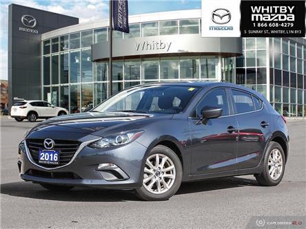 2016 Mazda Mazda3 Sport GS (Stk: P17598) in Whitby - Image 1 of 27