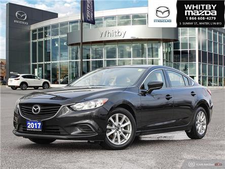 2017 Mazda MAZDA6 GS (Stk: P17542) in Whitby - Image 1 of 27