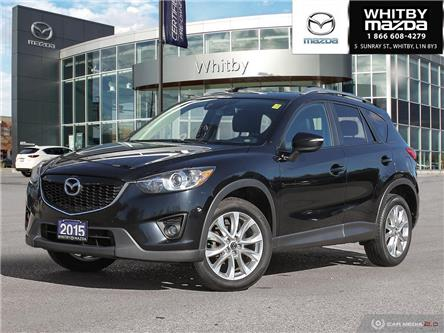 2015 Mazda CX-5 GT (Stk: 190770A) in Whitby - Image 1 of 27