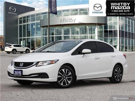 2015 Honda Civic EX (Stk: 210123A) in Whitby - Image 1 of 27