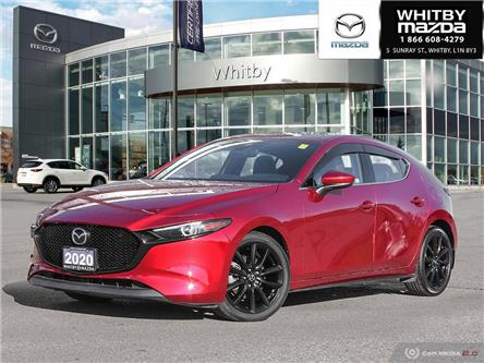 2020 Mazda Mazda3 Sport GT (Stk: P17665) in Whitby - Image 1 of 27