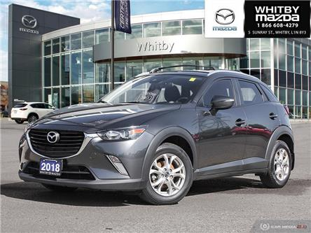 2018 Mazda CX-3 GS (Stk: 2404A) in Whitby - Image 1 of 27