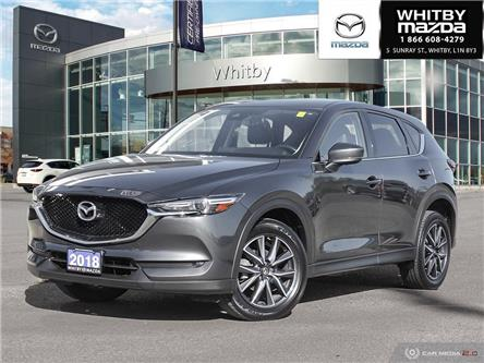 2018 Mazda CX-5 GT (Stk: P17662) in Whitby - Image 1 of 27