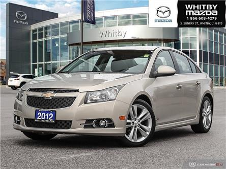 2012 Chevrolet Cruze LTZ Turbo (Stk: P17587A) in Whitby - Image 1 of 27