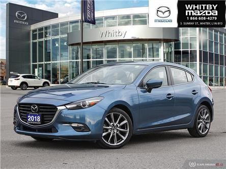 2018 Mazda Mazda3 Sport GT (Stk: 210006A) in Whitby - Image 1 of 27