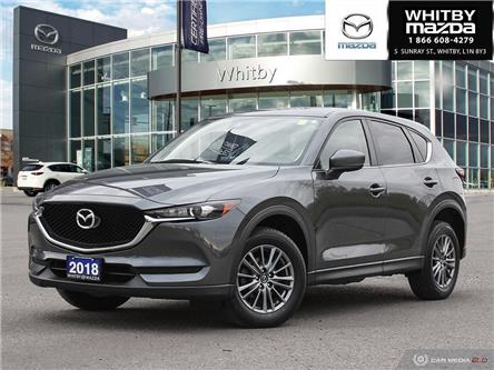 2018 Mazda CX-5 GS (Stk: P17659) in Whitby - Image 1 of 27