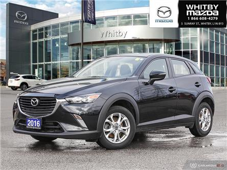 2016 Mazda CX-3 GS (Stk: P17515) in Whitby - Image 1 of 27