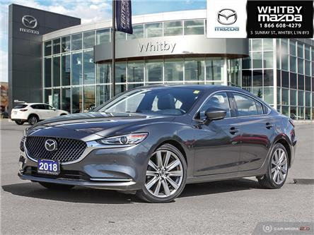 2018 Mazda MAZDA6 Signature (Stk: P17622) in Whitby - Image 1 of 27